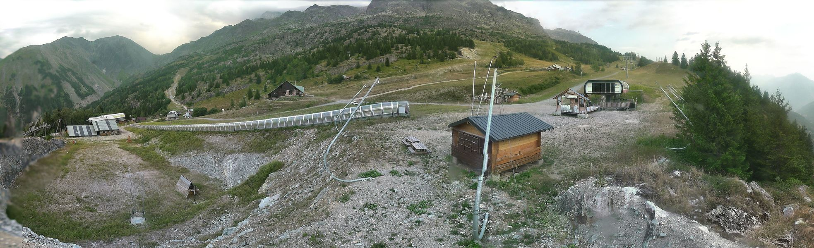 sneeuwcam Vaujany