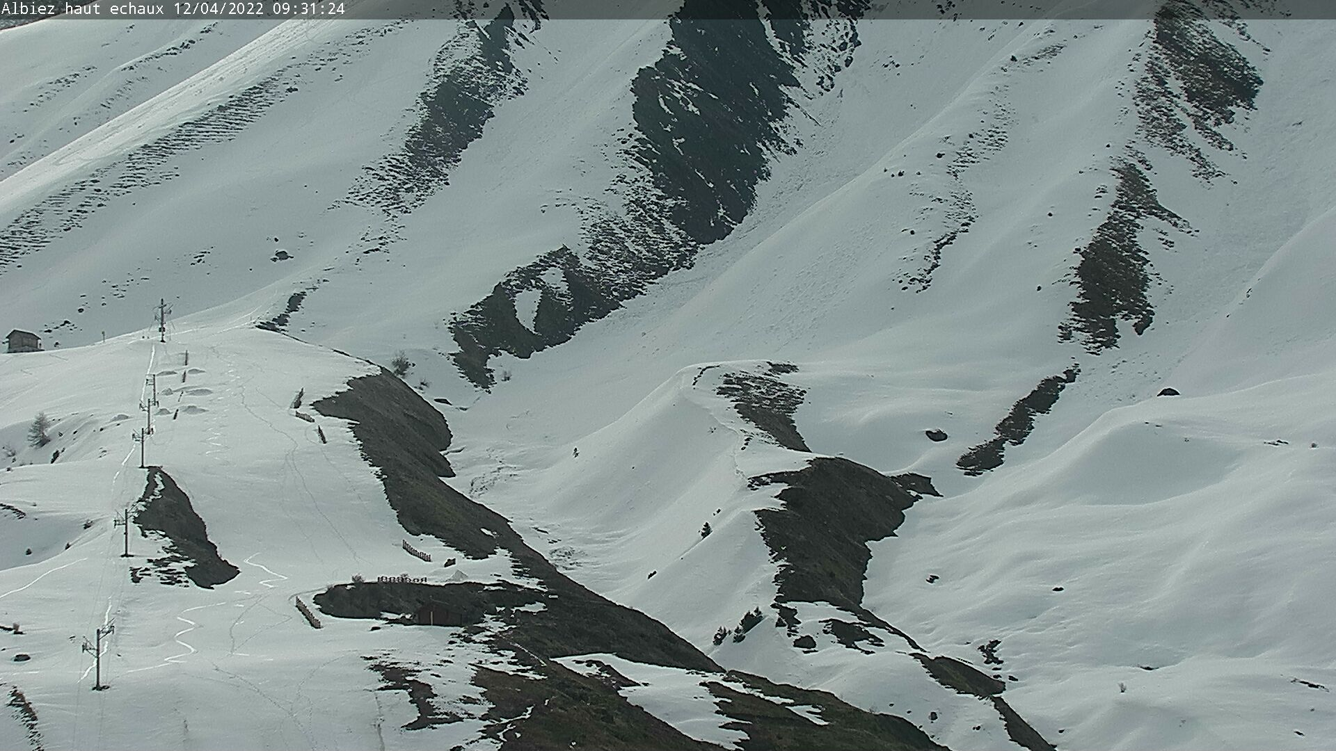 Webcam du bas du Grand Loup / bas de station