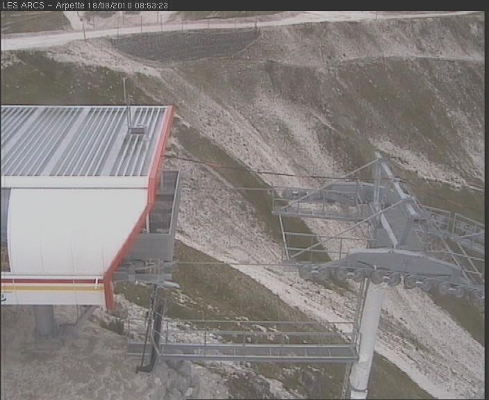 Dettagli webcam Les Arcs - Il Monte Bianco