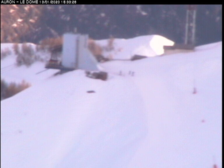 webcam de Auron