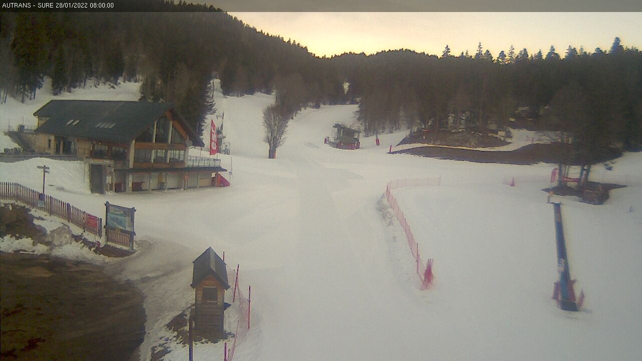Webcam Autrans - La Sure - 1200m