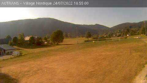 Webcam Autrans - Village - 1050m