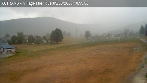 Webcam Autrans Centre Nordique