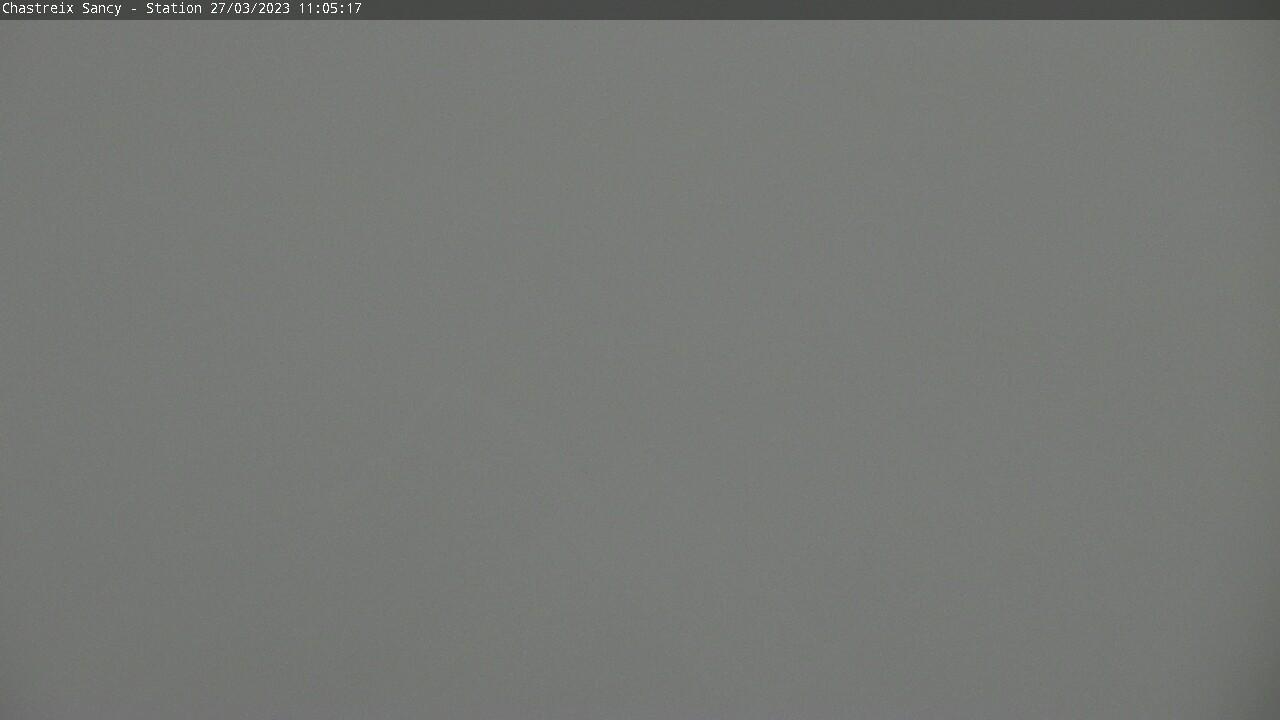 Webcam depuis les plaines brûlées
