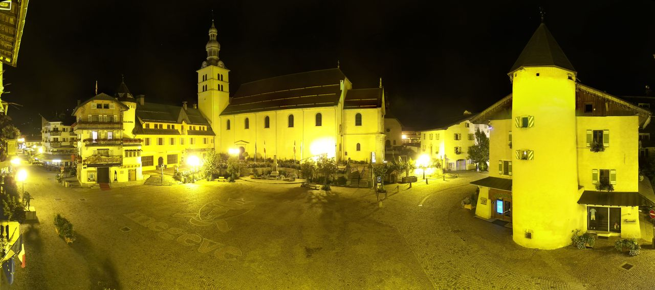 Webcam de La place du village