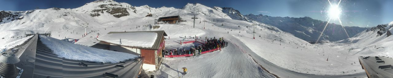 Webcam Val Thorens - Funitel