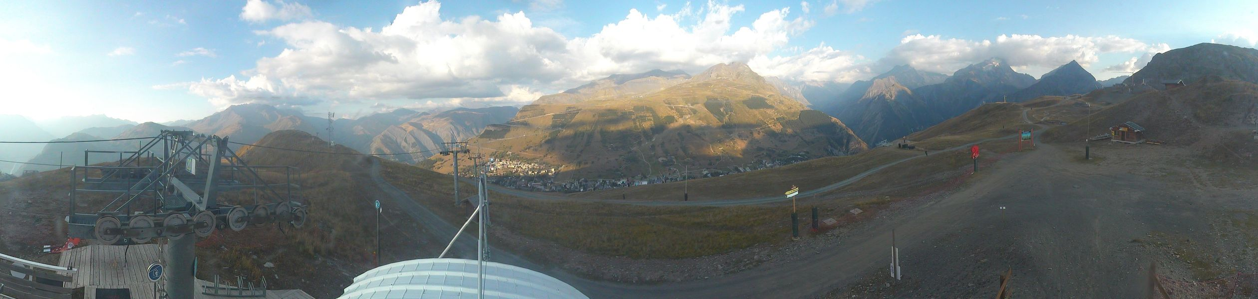 Webcam Les 2 Alpes
