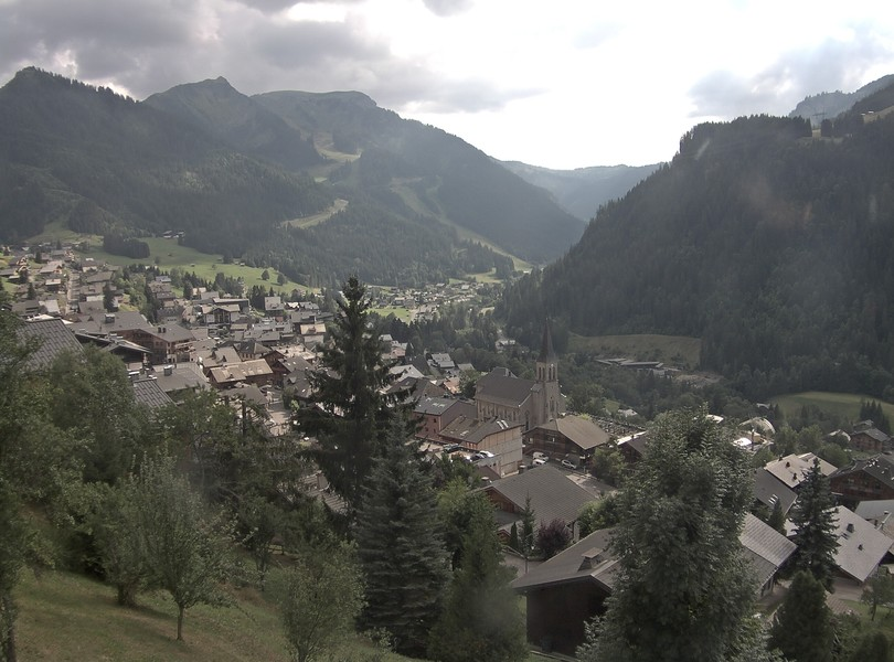 Morzine WebCam