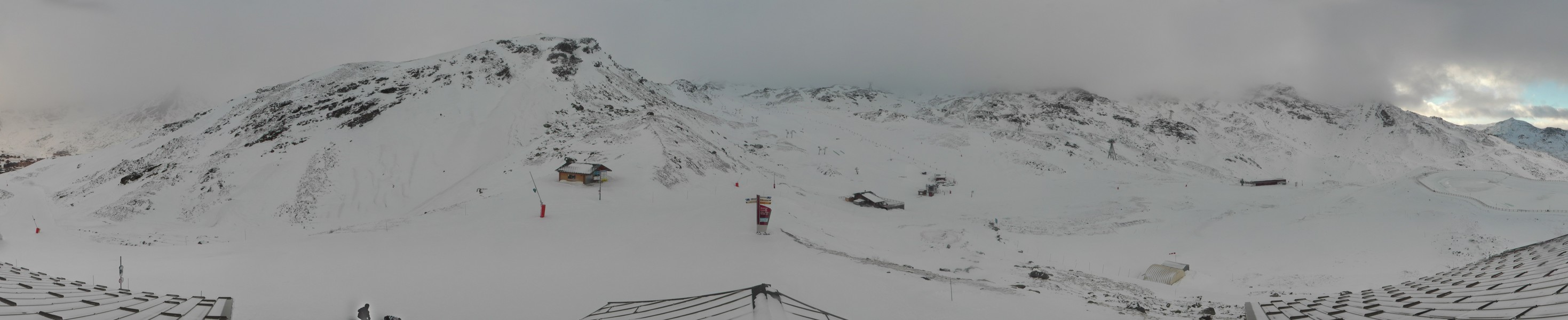Webcam Val Thorens - TSD Moutière