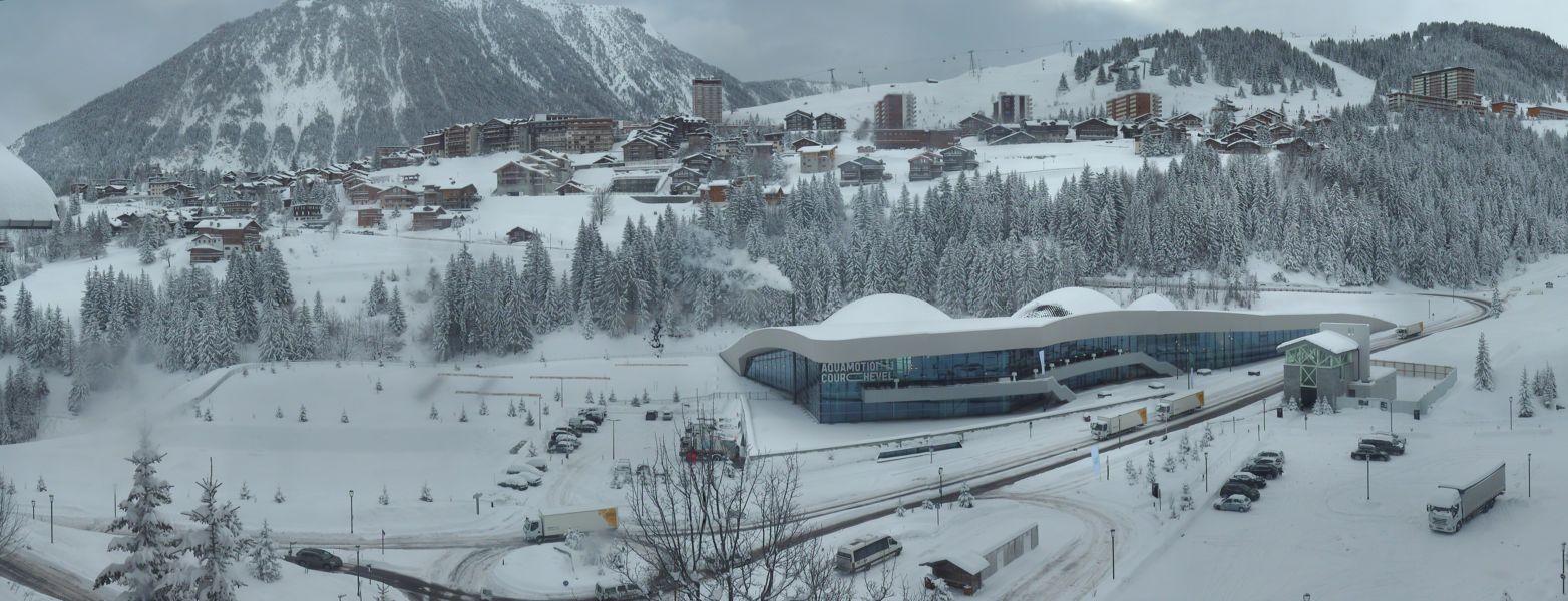 Courchevel 7 webcams dans la station de ski de courchevel - Courchevel 1650 office du tourisme ...