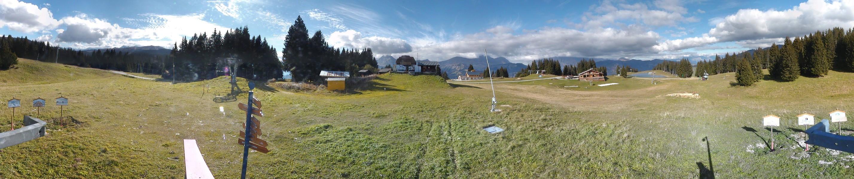 Webcam le Mont Lachat à Crest-Voland / Cohennoz