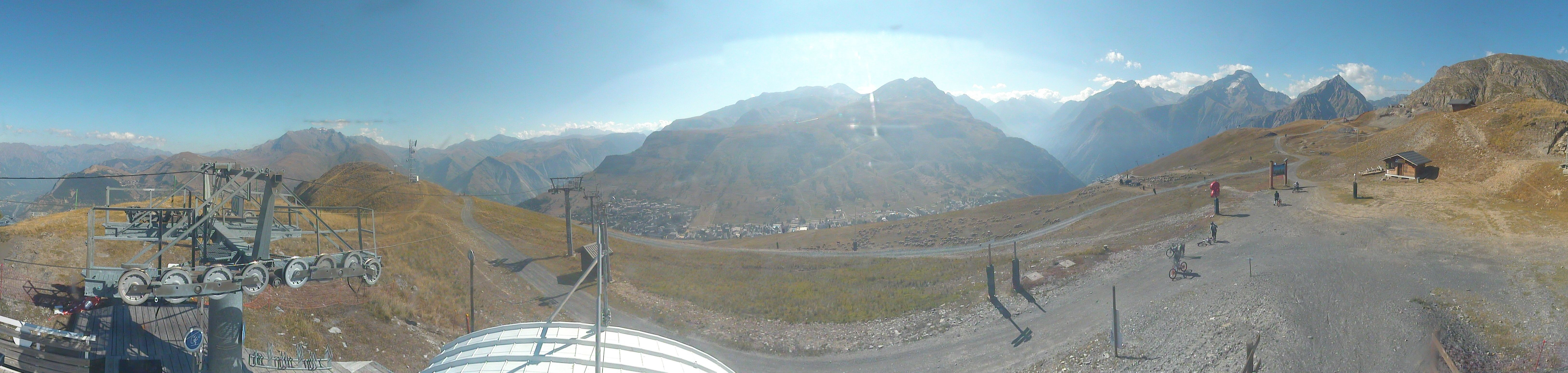 Webcams Les 2 Alpes