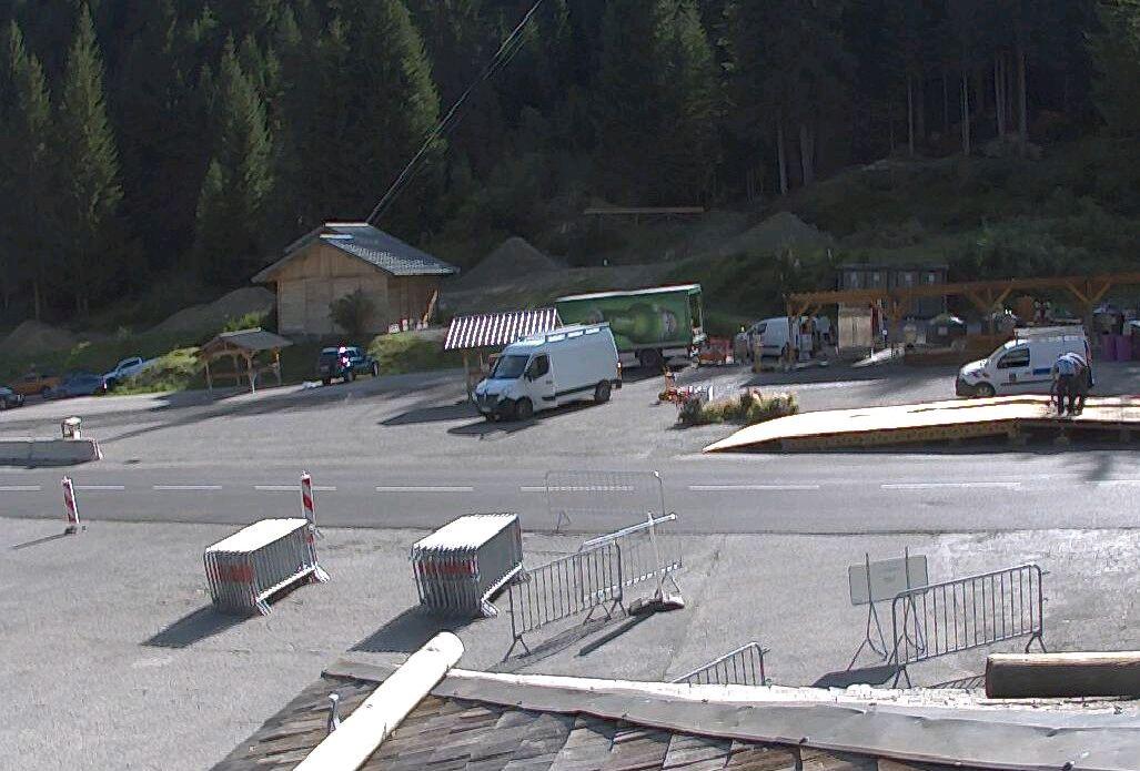 Webcam La Plaine Dranse