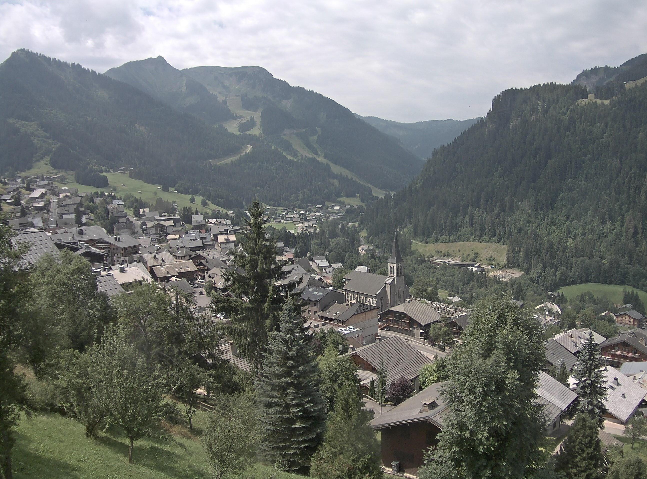 Webcam <br><span> chatel</span>