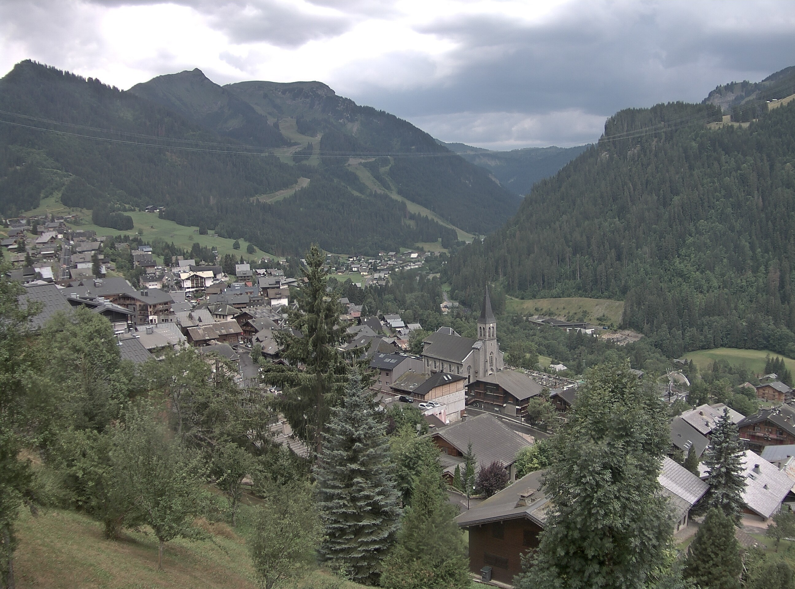 Webcam Chatel