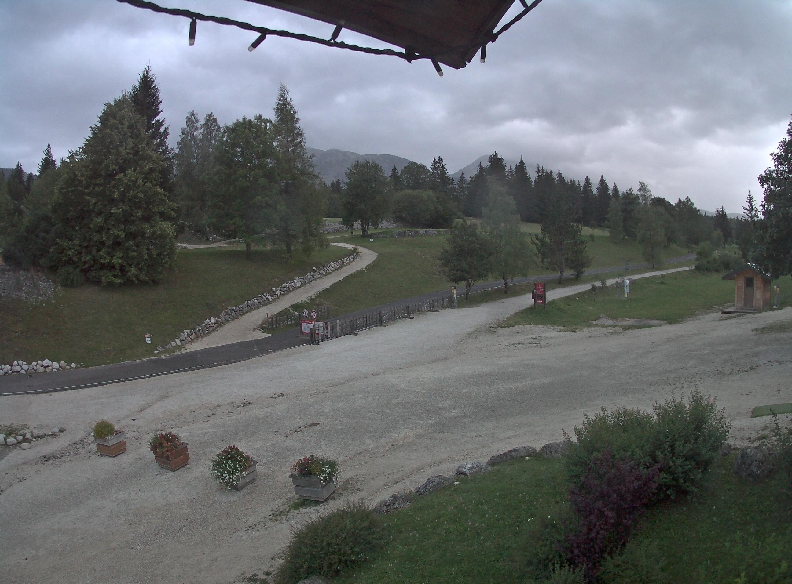 Correncon plateau