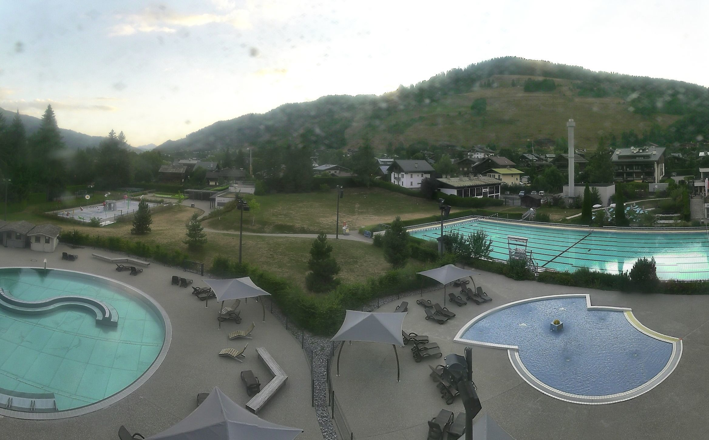 Webcam de Palais des sports