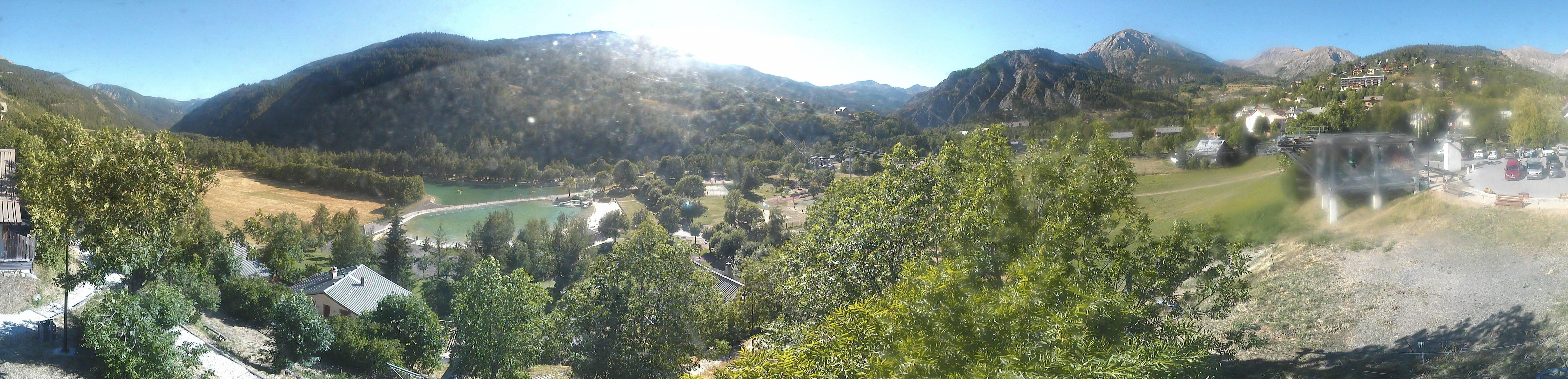 Allos - Village
