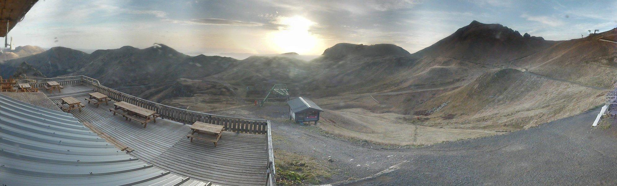 Panoramique Sommet Puy de Sancy