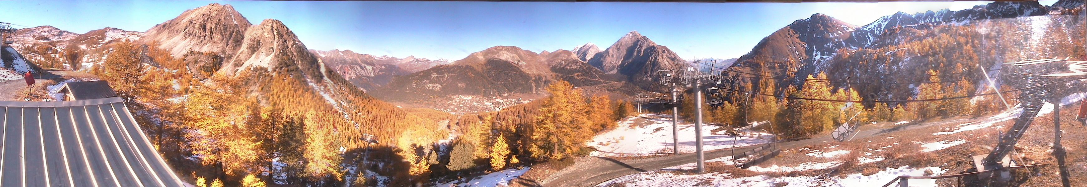 webcam panoramique Montgenevre
