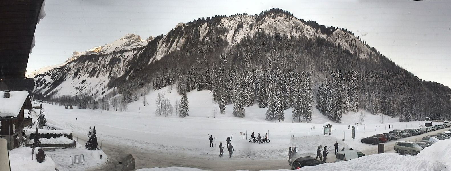 webcam Le Grand-Bornand