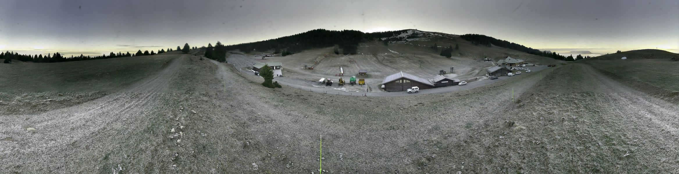Leschaux Semnoz Panorama