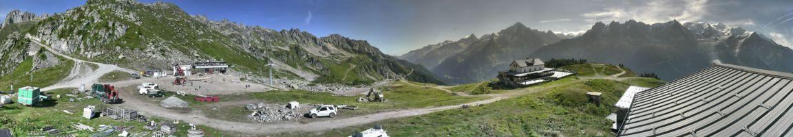 Brévent - Mont Blanc