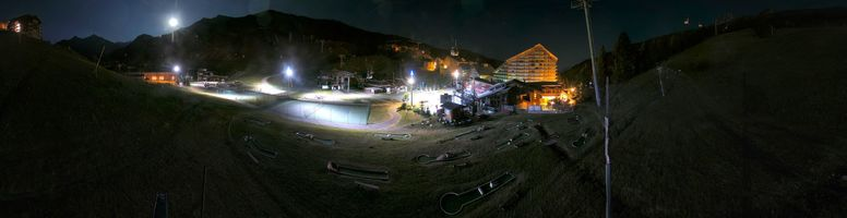 Meribel webcam Mottaret Centre