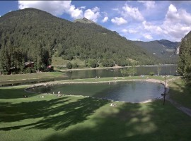 Webcam du Lac de Montriond