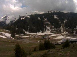 Webcam du plateau des Lindarets (Lécherette)