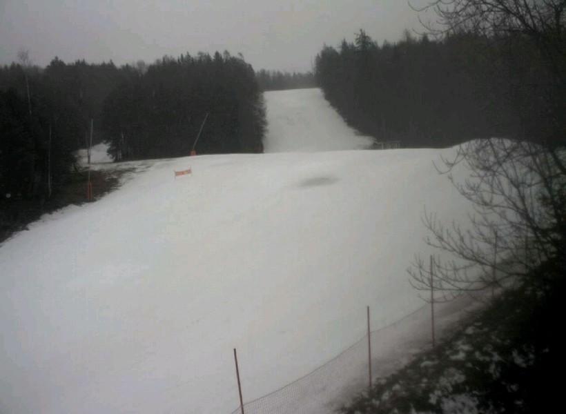 Webkamera Vallée de la Blanche