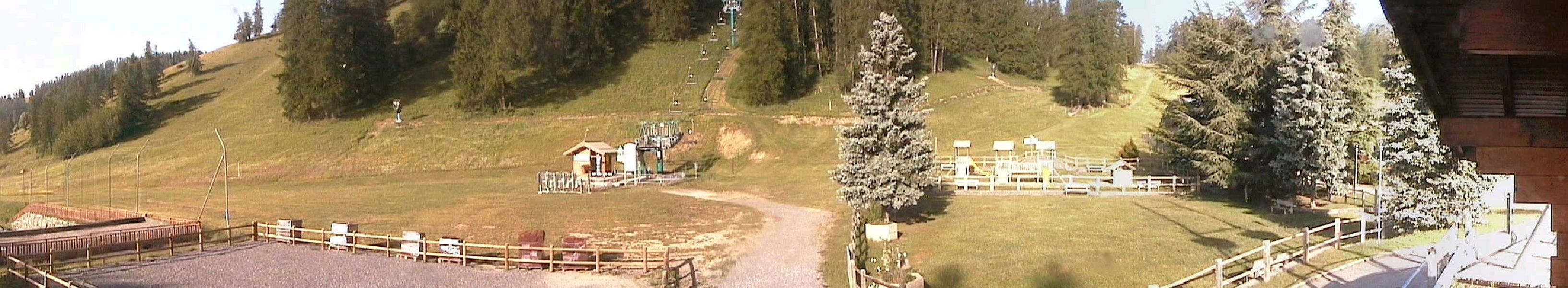 Webcam panoramique de la Croix à Valberg