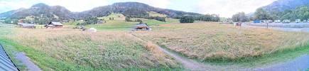 Praz sur Arly Front de neige