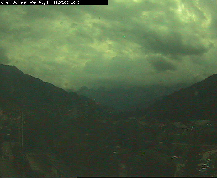 webcam Le Grand Bornand