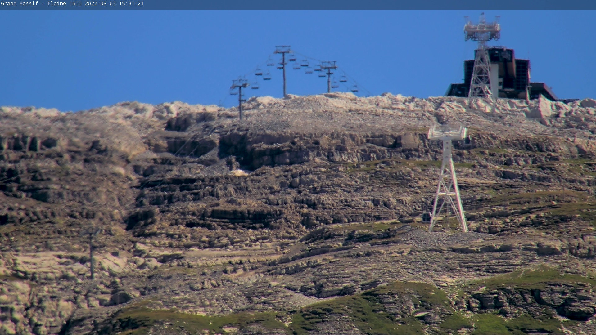 Webcam Flaine