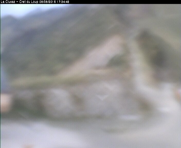 La Clusaz Webcam