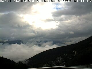 Hotel Araucaria 2 Webcam
