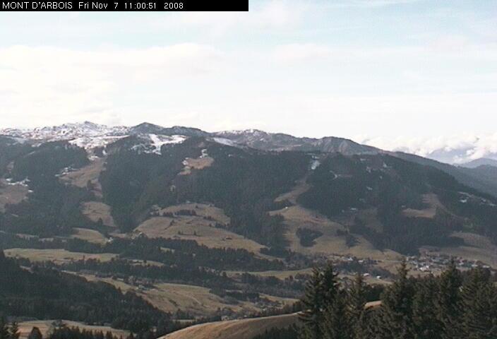 Dettagli webcam Megève - Mont D'arbois