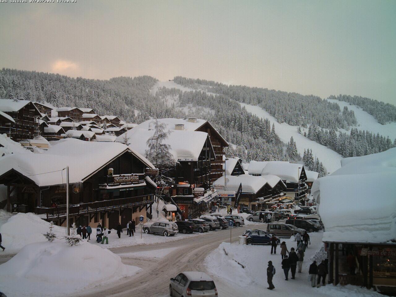 Le mont blanc bienvenue sur - Office de tourisme les saisies ...