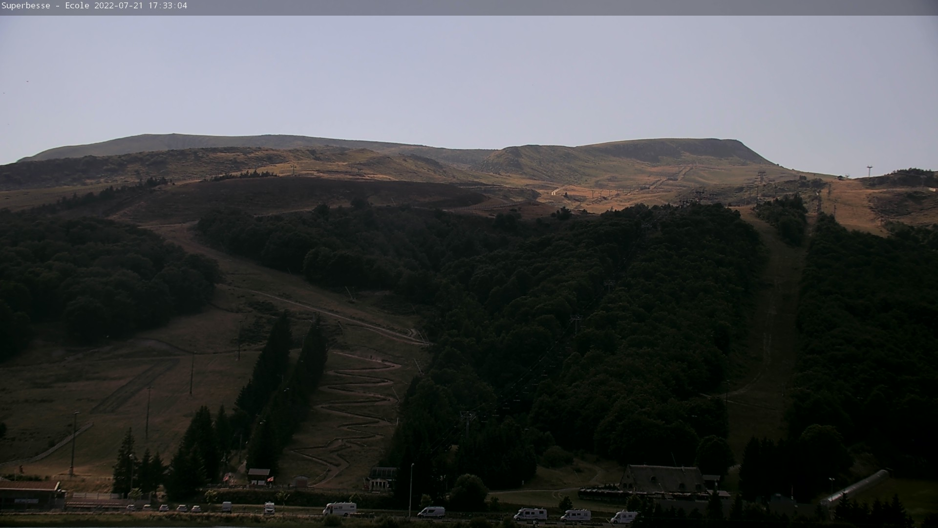 webcam du Sancy Auvergne