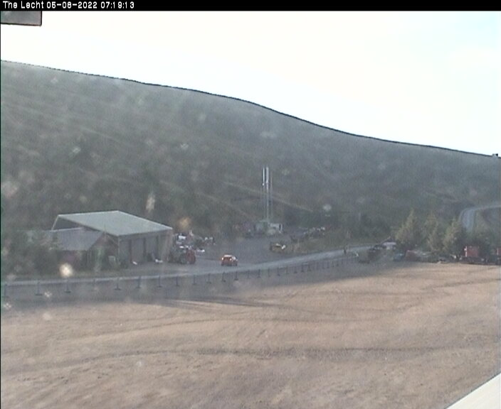 The Lecht at Glenshee, Scotland - Webcam Image