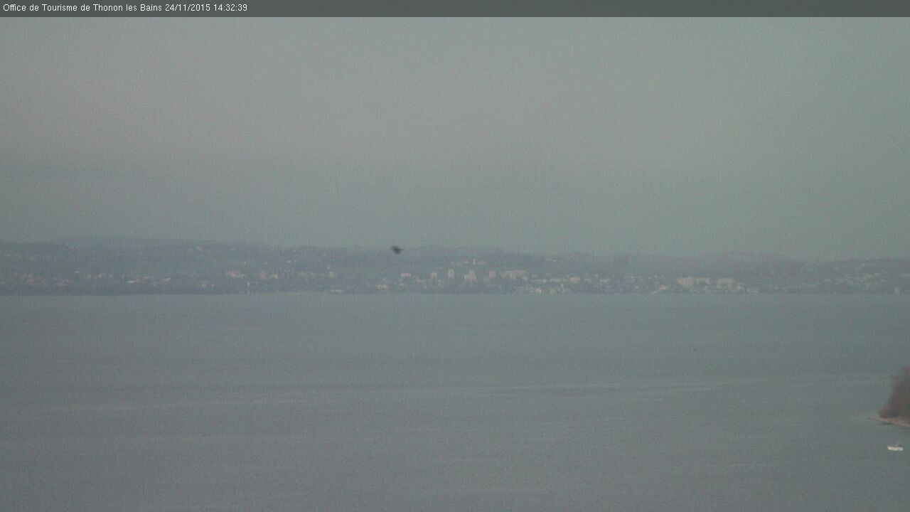 webcam de Thonon-les-Bains - Capitainerie - SNLF