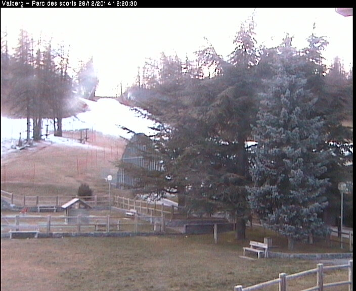 webcam de Valberg
