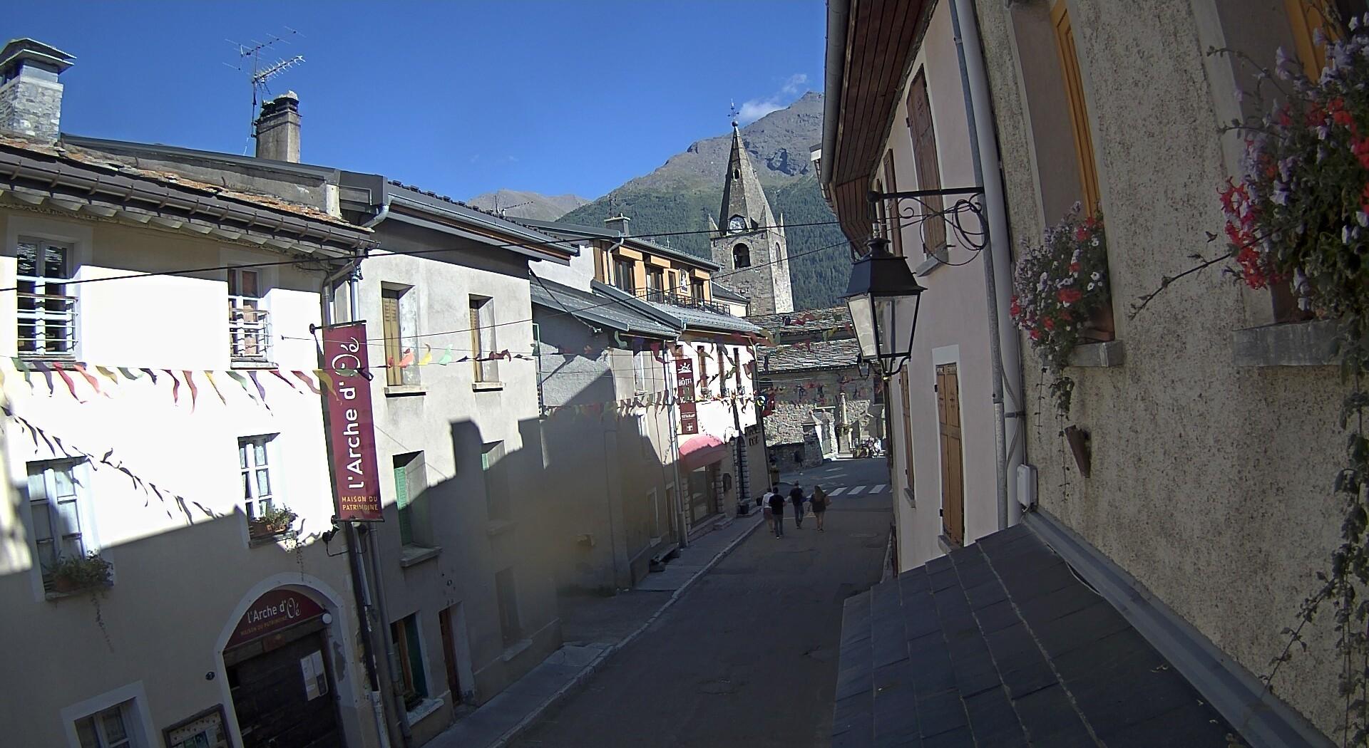 Webcam village Aussois