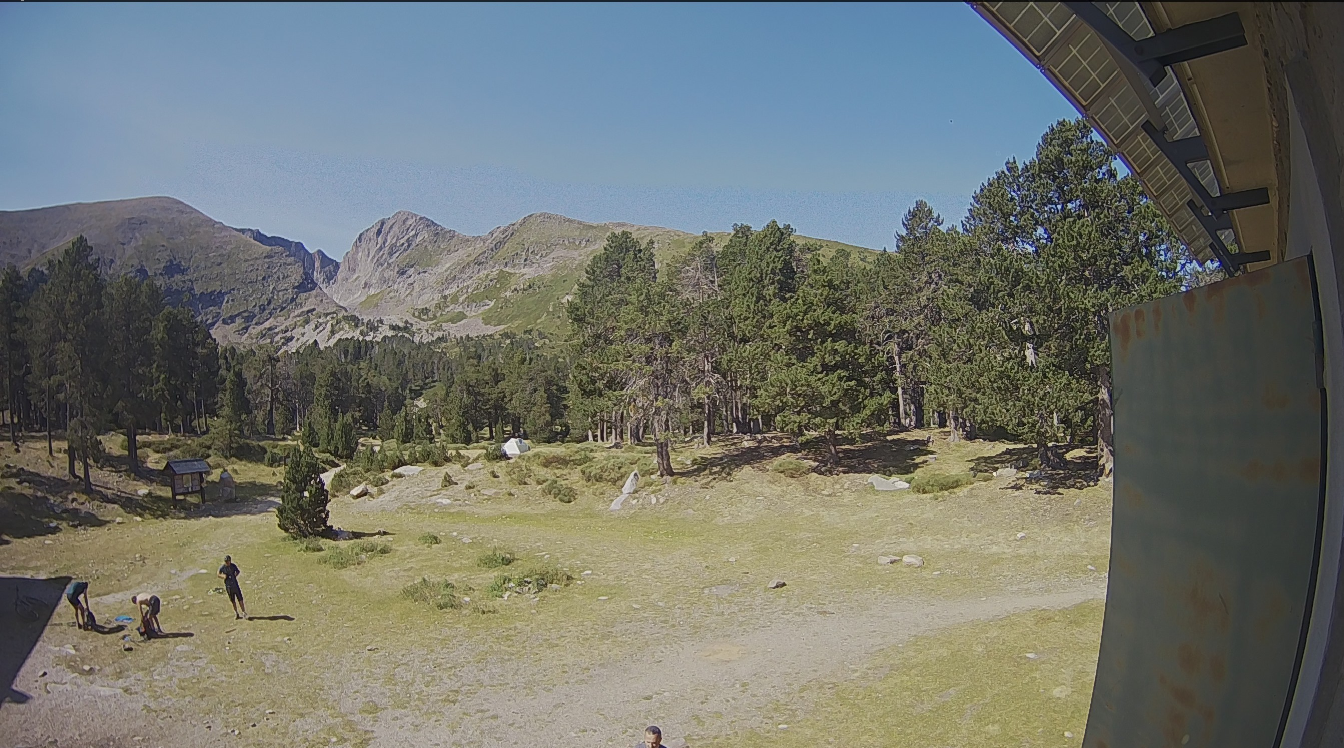 webcam Lac d'Oo