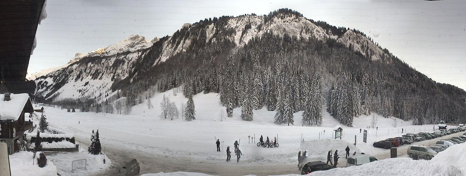 webcam Le Grand-Bornand
