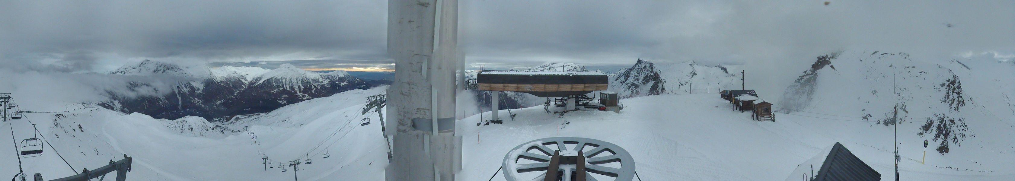 webcam Orcières Merlette