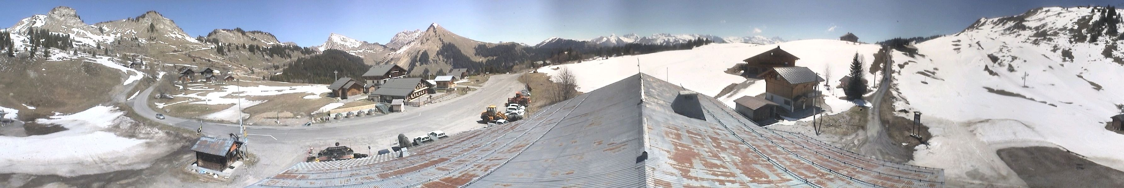 Webcam praz de lys
