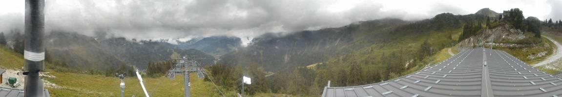 Secteur Planay : Arrivée télésiège de Piapolay – 1860 m
