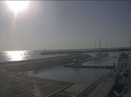 Webcam en direct du Port